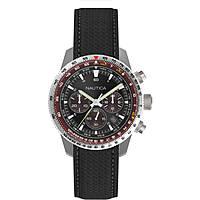 orologio cronografo uomo Nautica Pier39 NAPP39001