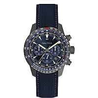 orologio cronografo uomo Nautica Pier39 NAPP39002