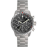 orologio cronografo uomo Nautica Pier39 NAPP39003
