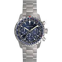 orologio cronografo uomo Nautica Pier39 NAPP39004