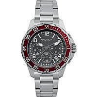 orologio cronografo uomo Nautica Pilot House NAPPLH010