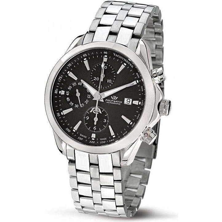 orologio cronografo uomo Philip Watch Blaze R8243995125