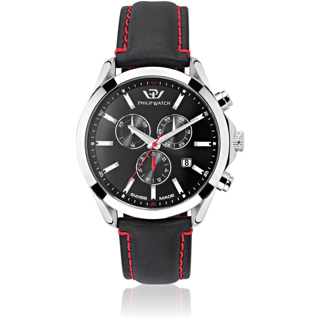orologio cronografo uomo Philip Watch Blaze R8271665007