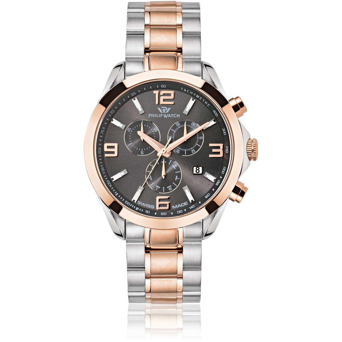 orologio cronografo uomo Philip Watch Blaze R8273665001