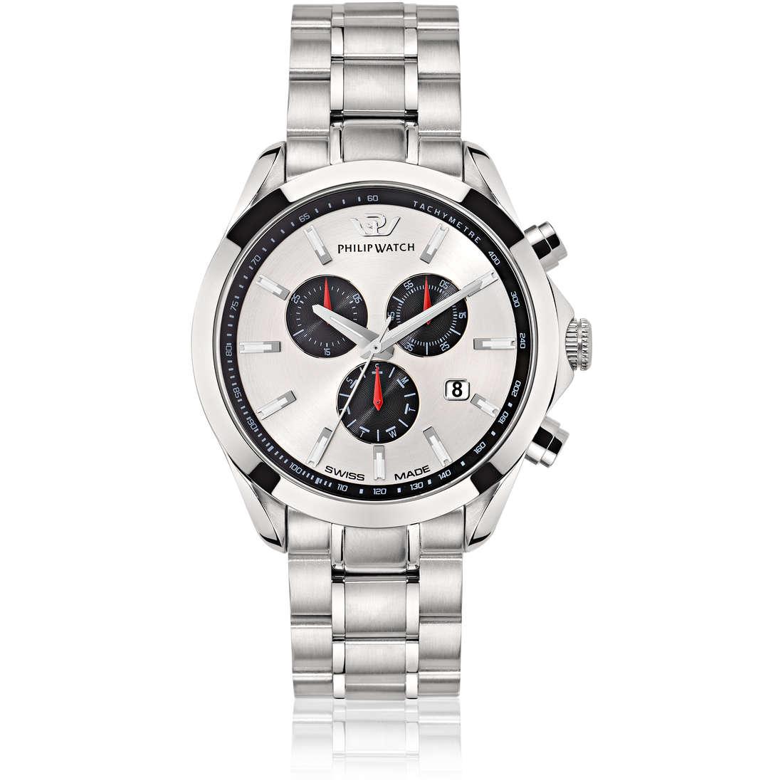orologio cronografo uomo Philip Watch Blaze R8273665003