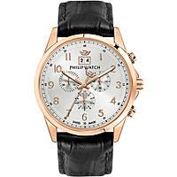 orologio cronografo uomo Philip Watch Capetown R8271612001