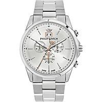 orologio cronografo uomo Philip Watch Capetown R8273612003