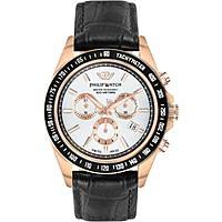 orologio cronografo uomo Philip Watch Caribe R8271607002