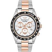 orologio cronografo uomo Philip Watch Caribe R8273607006