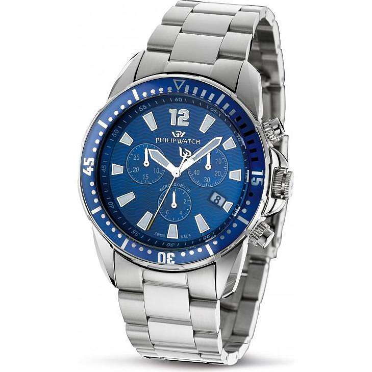 orologio cronografo uomo Philip Watch Cruiser R8273694035