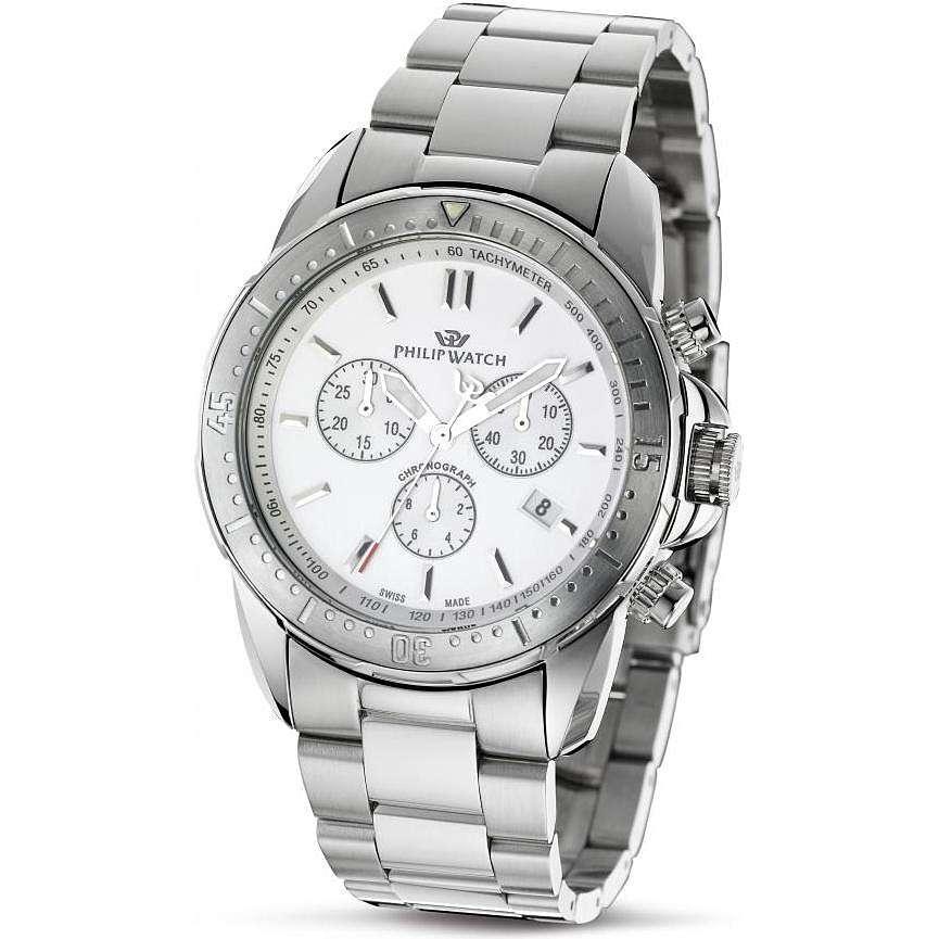 orologio cronografo uomo Philip Watch Cruiser R8273694045