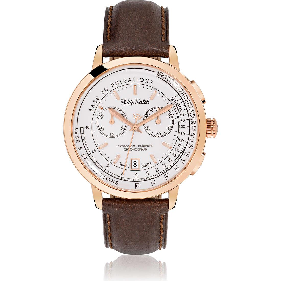 orologio cronografo uomo Philip Watch Grand Archive R8271698001
