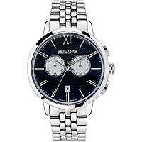 orologio cronografo uomo Philip Watch Grand Archive R8273698003