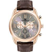 orologio cronografo uomo Philip Watch Seahorse R8271996006
