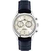 orologio cronografo uomo Philip Watch Sunray R8271908007
