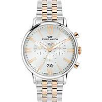 orologio cronografo uomo Philip Watch Truman R8273695001
