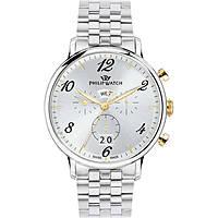 orologio cronografo uomo Philip Watch Truman R8273695002