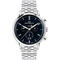 orologio cronografo uomo Philip Watch Truman R8273695003
