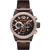 orologio cronografo uomo Police Urban Style R1471607004