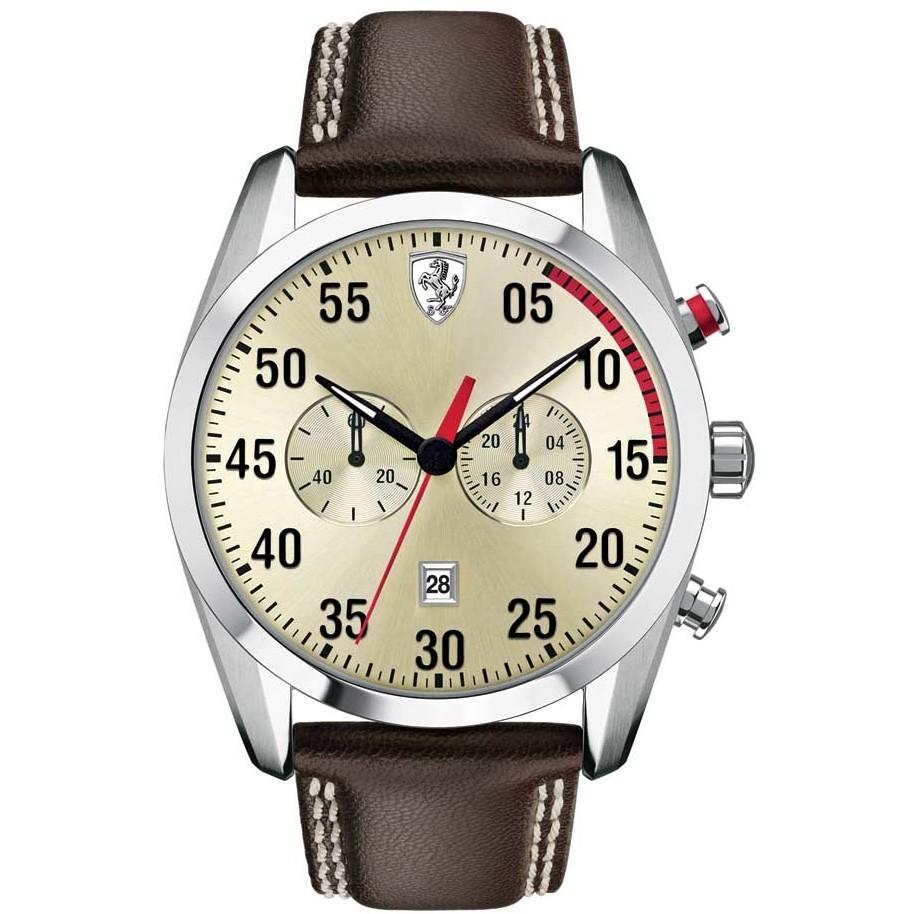 orologio cronografo uomo Scuderia Ferrari FER0830174