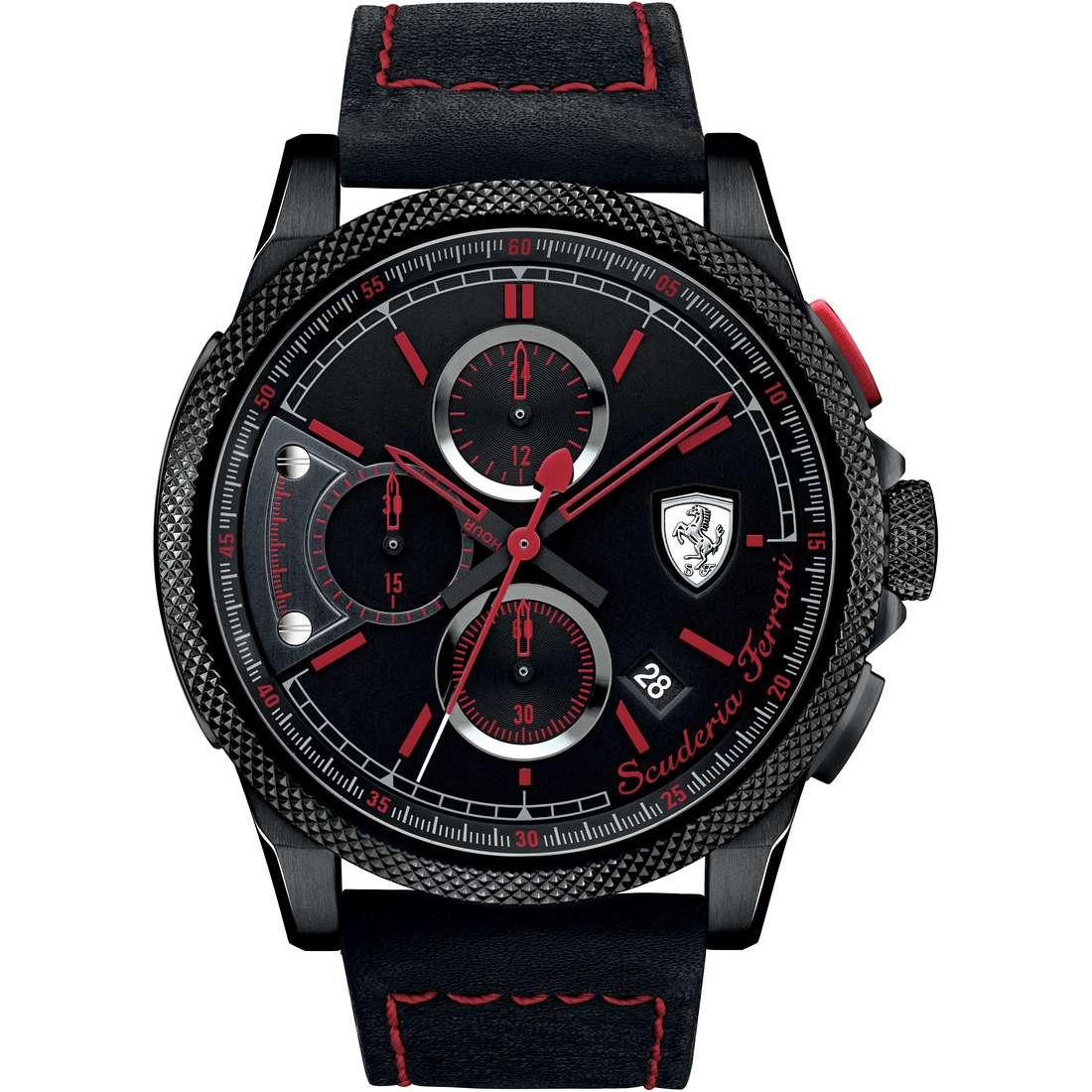 orologio cronografo uomo Scuderia Ferrari Formula FER0830273