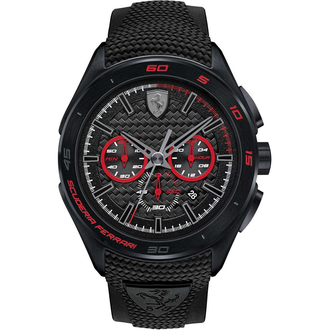 orologio cronografo uomo Scuderia Ferrari Gran Premio FER0830344