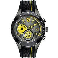 orologio cronografo uomo Scuderia Ferrari Redrev Evo FER0830342