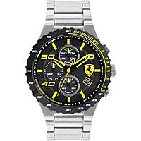 orologio cronografo uomo Scuderia Ferrari Speciale Evo FER0830362