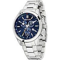 orologio cronografo uomo Sector 180 R3273690009