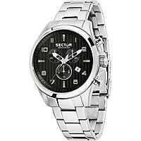 orologio cronografo uomo Sector 180 R3273975007