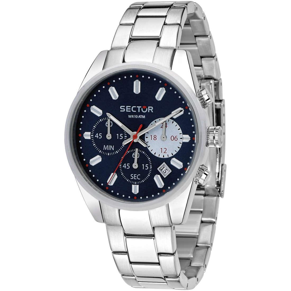 orologio cronografo uomo Sector 245 R3273786002