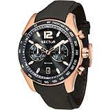 orologio cronografo uomo Sector 330 R3271794003