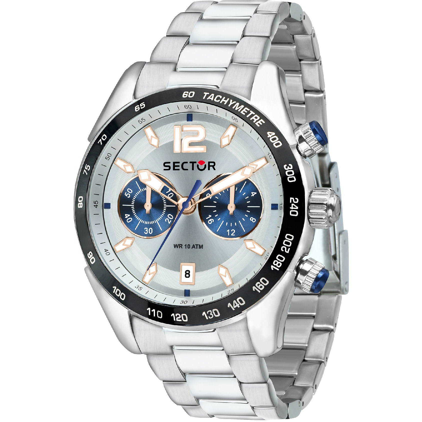 Orologio cronografo uomo sector 330 r3273794008 cronografi for Pietro milano orologi