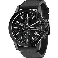 orologio cronografo uomo Sector 480 R3271797003