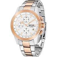 orologio cronografo uomo Sector 480 R3273797001