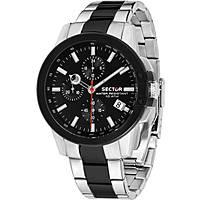 orologio cronografo uomo Sector 480 R3273797002
