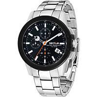 orologio cronografo uomo Sector 480 R3273797005