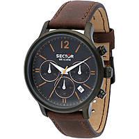 orologio cronografo uomo Sector 640 R3271693001