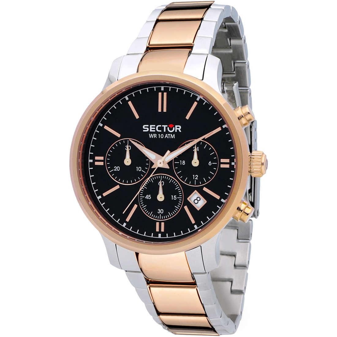 orologio cronografo uomo Sector 640 R3273693001