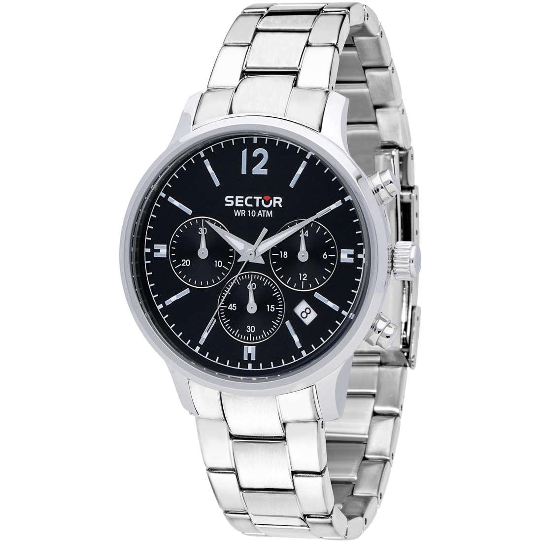 orologio cronografo uomo Sector 640 R3273693002