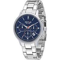 orologio cronografo uomo Sector 640 R3273693004