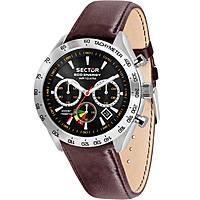 orologio cronografo uomo Sector 695 R3271613003