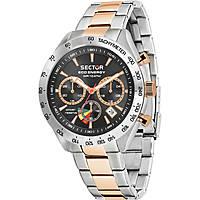 orologio cronografo uomo Sector 695 R3273613001