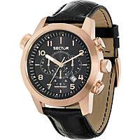 orologio cronografo uomo Sector Oversize R3271602007
