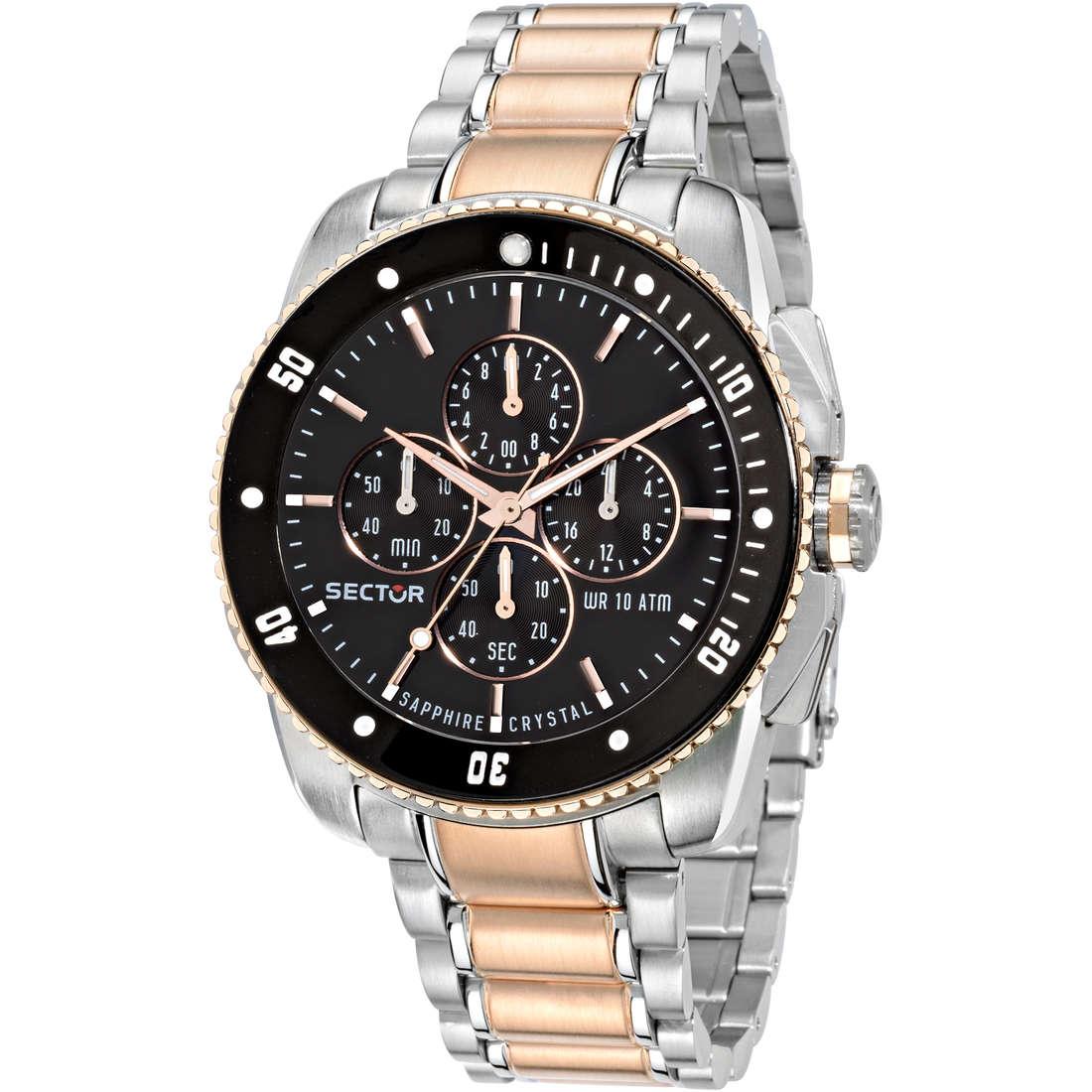 orologio cronografo uomo Sector R3273903003