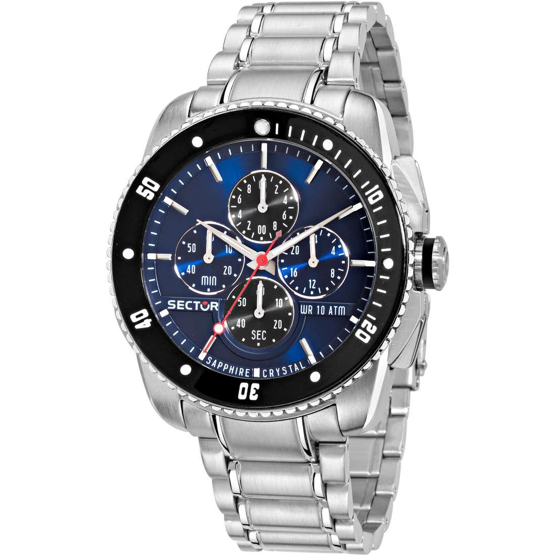 orologio cronografo uomo Sector R3273903006