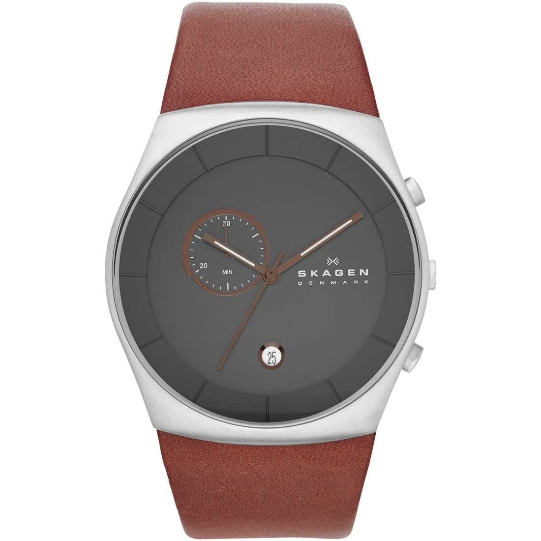 orologio cronografo uomo Skagen Havene SKW6085