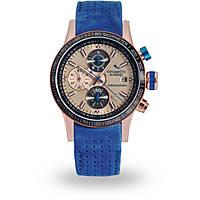 orologio cronografo uomo Strumento Marino Admiral SM110L/RG/BN/BL