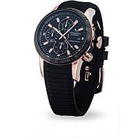 orologio cronografo uomo Strumento Marino Admiral SM110S/RG/NR/NR