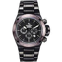 orologio cronografo uomo Strumento Marino Defender SM103MB/BK/NR/MR